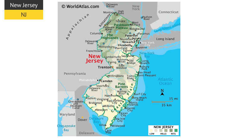 How to Transfer a Car Title in New Jersey