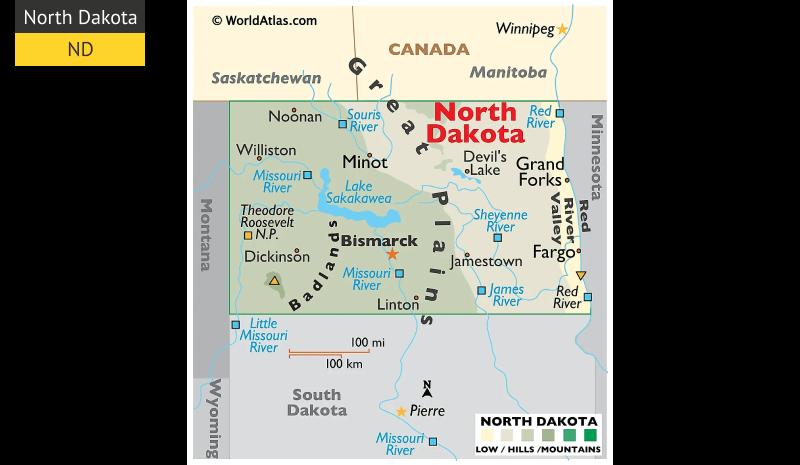 How to Transfer a Car Title in North Dakota