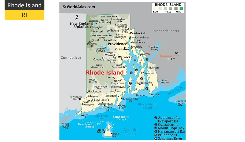 How to Transfer a Car Title in Rhode Island