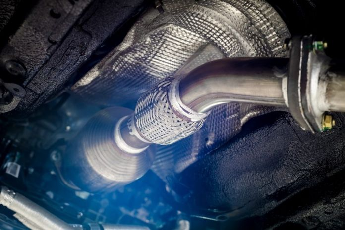 Catalytic Converter Repair & Replacement Costs: Detailed  Estimation