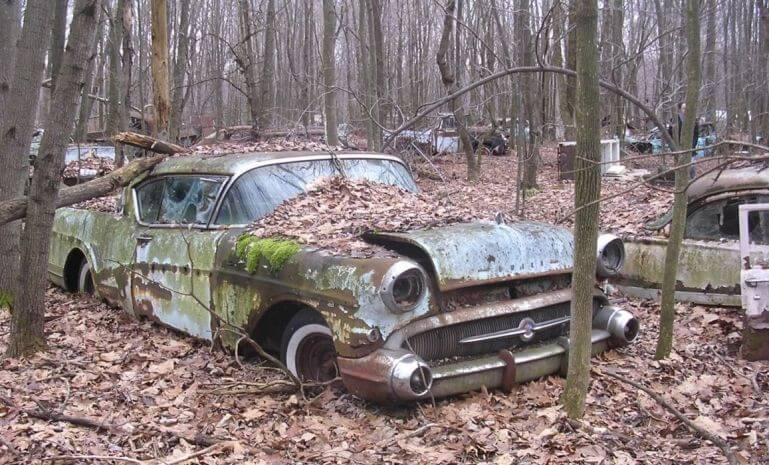 3 Ways How to Legally Get Rid of a Junk Car With a Lien