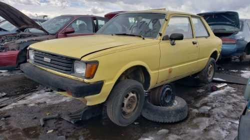 1982 Toyota Tercel