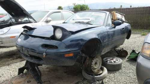 1994 Mazda MazdaSpeed Miata MX-5