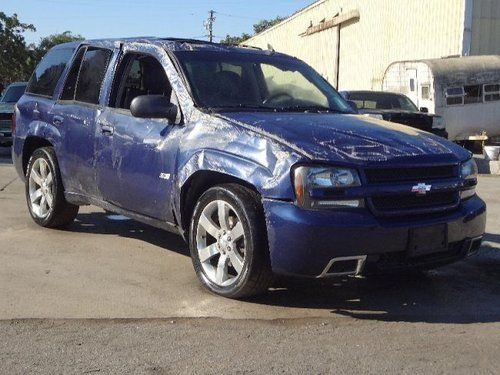 2001 Chevrolet TrailBlazer