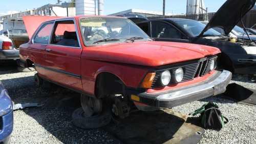 1977 BMW 3-Series
