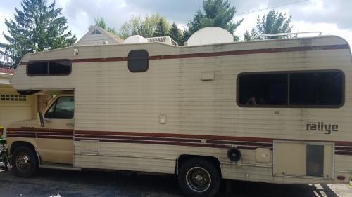 1988 Chevrolet - Van