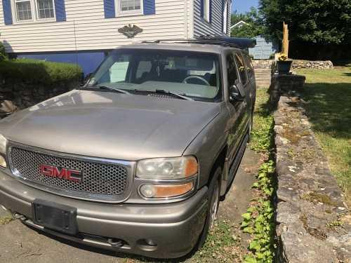 2001 GMC Van