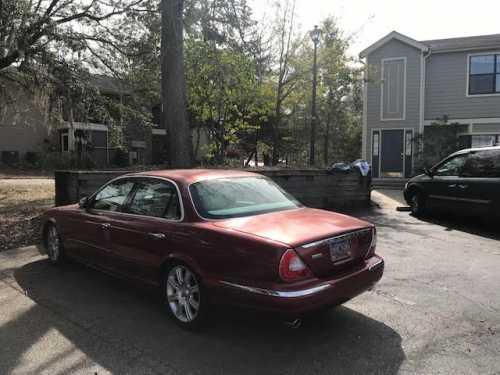 2004 Jaguar Vanden Plas