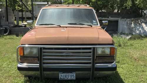 1985 Ford - E150