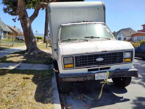 1986 Ford Econoline Vans