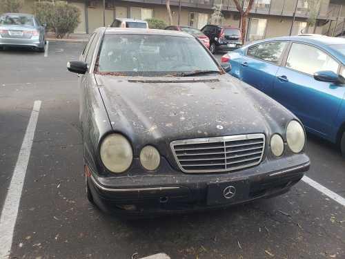2002 Mercedes-Benz - E-Class