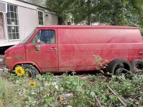 1991 Chevrolet - Van