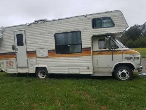 1983 Chevrolet - Van