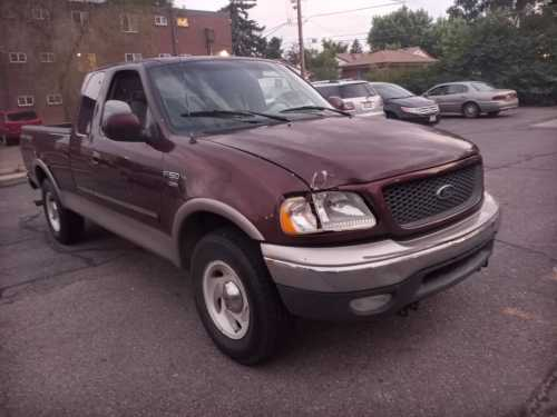 2001 Ford - F-150