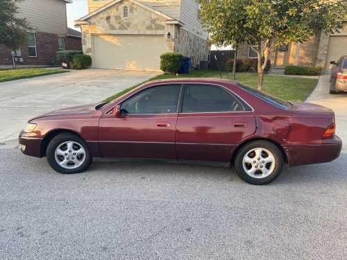 1997 Lexus - ES 300