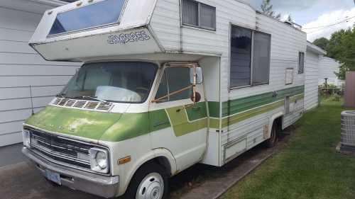 1977 Dodge Van