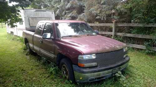 2000 Chevrolet - Silverado 1500