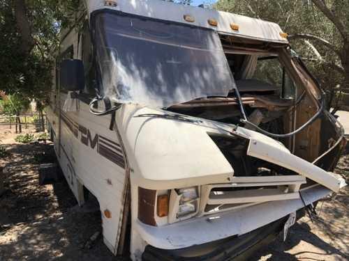 1987 Ford - Van