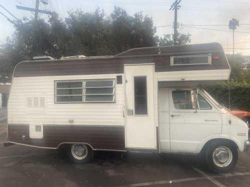 1972 Dodge Van