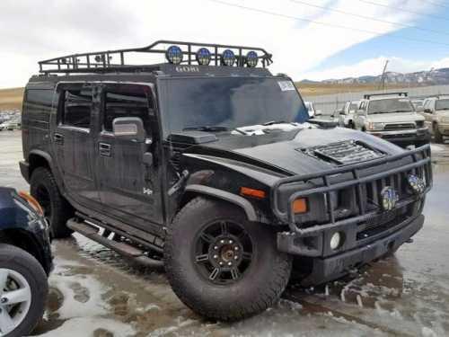 2008 Hummer H2